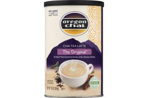 Oregon Chai Powdered Mix Chai Tea Latte The Original