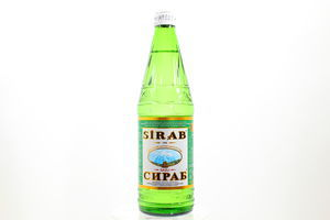 Вода минеральная газированная Sirab с/бут 0.5л