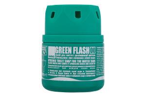 Средство для мытья и дезинфекции унитаза Green Flash Sano 200г