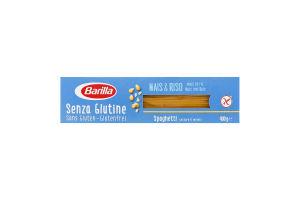 Вироби макаронні без глютену Spaghetti Barilla к/у 400г