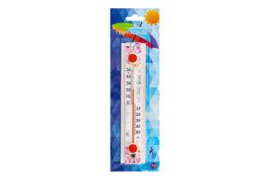 Термометр віконний №ТБО-1 Сонячна парасолька Стеклоприбор 1шт
