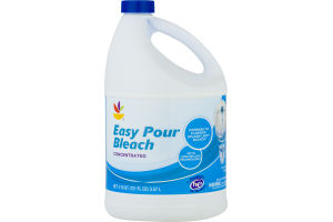 Ahold Easy Pour Bleach Concentrated