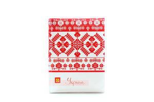 Блокнот Optima Украина - мой любимый стиль А5 80л картон обл+лак арт.O20381 в асс