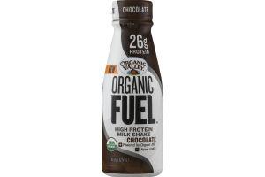 Organic Valley Organic Fuel High Protein Milk Shake Chocolate