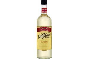 DaVinci Gourmet Classic Original Hazelnut Syrup