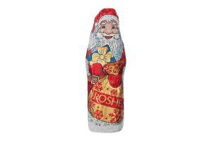 Фігура шоколадна молочна Дід Мороз Roshen м/у 40г