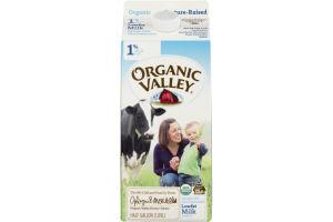 Organic Valley 1% Fat Milk