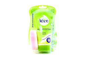 Крем для депиляции в душе для сухой кожи Veet 150мл