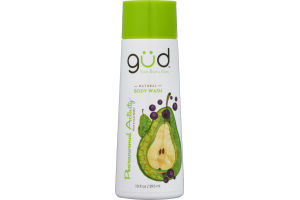 Gud Natural Body Wash Pearanormal Activity Pear & Acai Berry