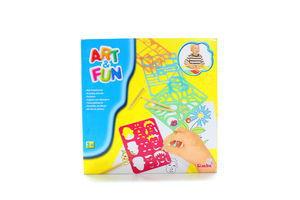 Іграшка Simba Набір трафаретів 6334628