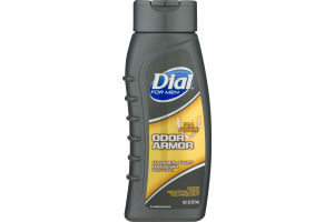Dial For Men Odor Neutralizing Technolody Body Wash Odor Armor