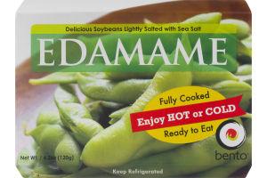 Bento Edamame Ready To Eat
