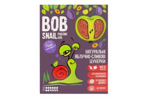 Цукерки яблучно-сливові Bob Snail к/у 120г