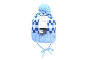 ESLI шапка дитяча 15С-62СП р.50-52 блакитний