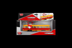 Модель Технопарк Городской трамвай