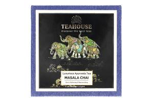 Чай черный индийский гранулированный Масала Teahouse к/у 20х2.5г