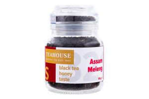 Чай черный байховый Assam Meleng Tea Icons Teahouse с/б 50г