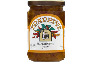 Trappist Mango Pepper Jelly