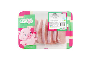 Ескалоп свинний П'ятачок охол кг