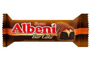Батончик шоколадный с карамельной начинкой покрытый шоколадом Bar Cake Albeni Ülker м/у 40г