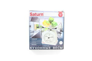 Весы кухонные Saturn