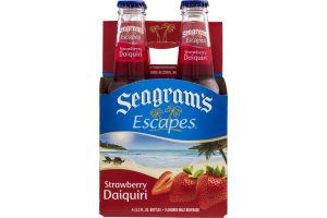 Seagram's Escapes Strawberry Daiquiri - 4 CT