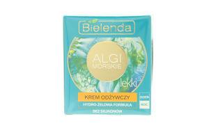 Крем для лица питательный легкий Морские водоросли Bielenda 50мл