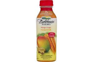 Bolthouse Farms 100% Fruit & Vegetable Juice Mango Ginger + Carrot