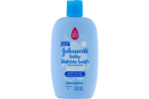 Johnson's Baby Bubble Bath