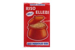 Рис Parboiled ELLEBI вакуум 1000г