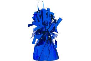 Beistle Balloon Weight Blue