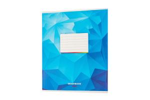 Зошит шкільний у лінію 12 аркушів №012-2952L Star 1шт