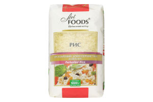 Рис длиннозерный пропаренный Art Foods м/у 1000г