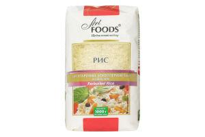 Рис Art Foods довгозернистий пропарений 1000г