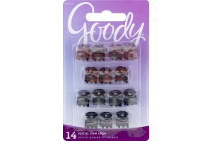 Goody Layla Snap Clips - 14 CT