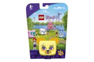 Конструктор для детей от 6лет №41664 Куб-мопс с Мией Friends Lego 1шт