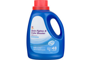 Ahold Stain Fighter & Color Booster Laundry Detergent Regular