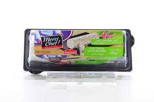 Сыр 46-51% Буше мини з чесноком Merci Chef 125г Франция
