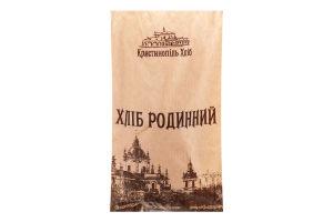 Хлеб Семейный Кристинопіль Хліб м/у 0.5кг