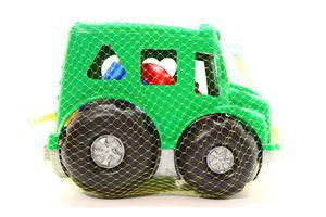 Іграшка сортер-автобус Бусик №2