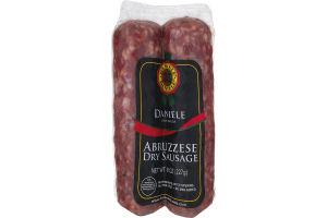 Daniele Dry Sausage Abruzzese