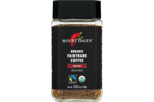 Mount Hagen Organic Fairtrade Coffee Instant Freeze-Dried