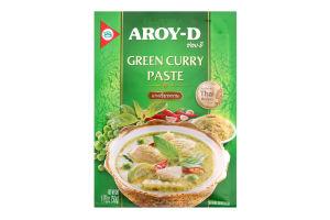 Паста каррі зелена Arroy-d м/у 50г