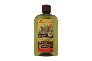 Green Collection гель-догляд д/душу і ванни живильний Сила диких карпатських трав, 500мл