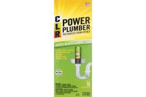 CLR Power Plumber Pressurized Drain Opener