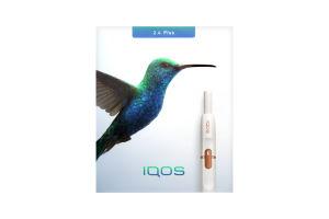 Девайс IQOS 2.4 плюс черный