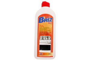 Гель для чистки плит и гриля Briz Lux