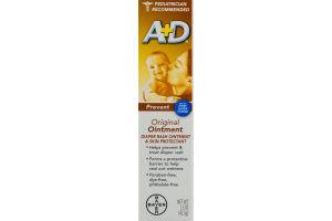 A+D Prevent Original Ointment