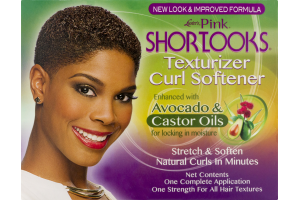 Luster's Pink Shortlooks Texturizer Curl Softener