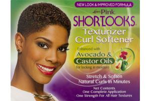 Luster's Pink Shortlooks Texturizer Curl Softener